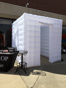 Our Inflatable photo booth
